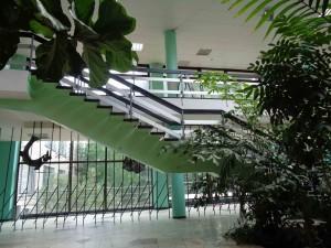 Treppenanlage im Pionierpalast (1959-1962).