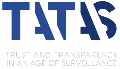 TATAS – Trust and Transparency in an Age of Surveillance