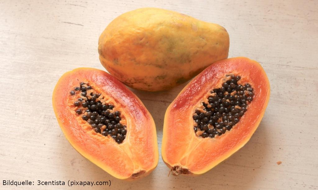 Konferenz, Online-Veranstaltung und Preisverleihung – Was Papayas mit aktuellen Terminen an der FU zu tun haben